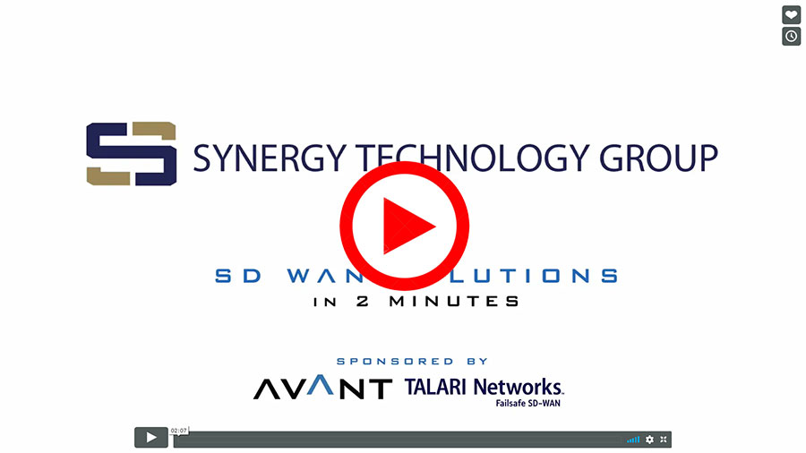 SD-WAN Video